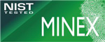 MINEX Minutiae Interoperability Exchange Test